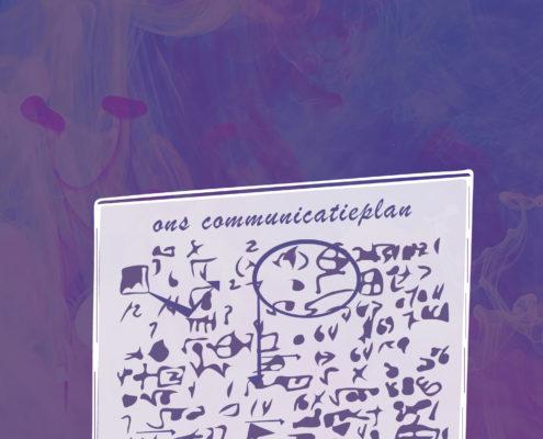 Communicatieplannen zijn heel ingewikkeld